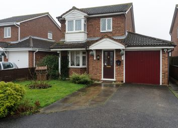 Thumbnail 3 bed detached house for sale in Bert Allen Drive, Old Leake, Boston