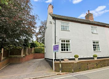 Thumbnail 3 bed semi-detached house for sale in Sandon Road, Hilderstone