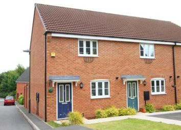 Thumbnail 2 bedroom town house for sale in Brackenfield Close, Grassmoor, Chesterfield