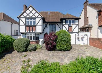 Thumbnail 5 bed detached house for sale in Pampisford Road, Purley, Surrey