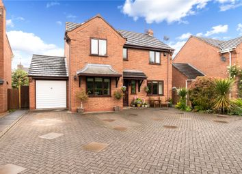 4 bed detached house for sale in Palmers Green, St. Johns, Worcester, Worcestershire WR2