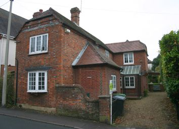 Thumbnail 3 bed detached house for sale in Station Road, Kintbury, Hungerford