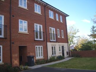 Thumbnail 4 bed town house to rent in Harescombe Drive, Gloucester