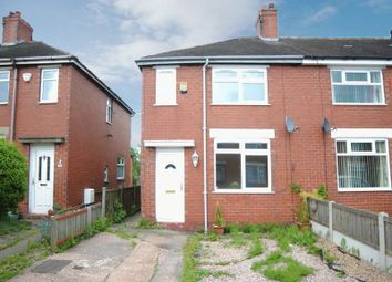 Thumbnail 3 bedroom semi-detached house for sale in George Avenue, Meir, Stoke-On-Trent