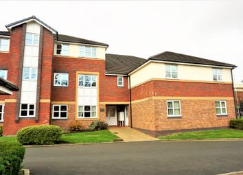 Thumbnail 2 bed flat for sale in Beamont Drive, Preston