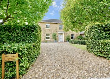 Thumbnail 5 bed detached house for sale in Church Street, Holme, Peterborough
