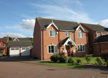 Thumbnail 4 bed detached house for sale in Hollymount, Retford