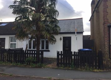 Thumbnail 2 bed semi-detached bungalow for sale in Bond Street, Englefield Green, Egham