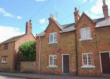 Thumbnail 2 bedroom cottage to rent in West Street, Moulton, Northampton