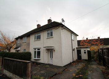 Thumbnail 3 bed semi-detached house for sale in Oregon Way, Chaddesden, Derby