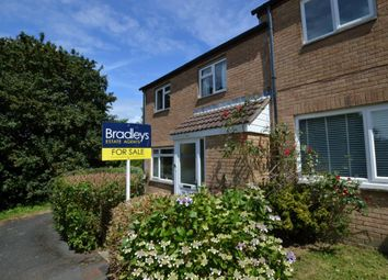 Thumbnail 3 bedroom end terrace house for sale in Winnow Close, Plymouth, Devon