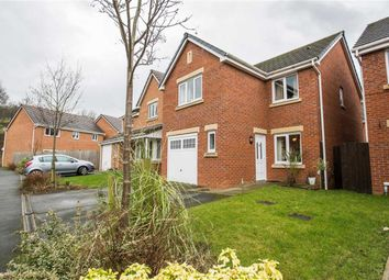Thumbnail 4 bed detached house for sale in Clover Grove, Leek