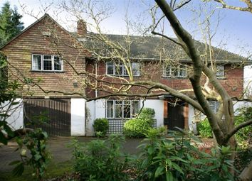 Thumbnail 4 bed detached house to rent in Kippington Road, Sevenoaks