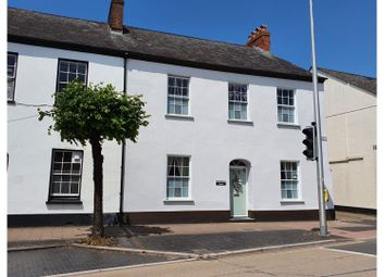 Thumbnail 4 bed end terrace house for sale in High Street, Cullompton