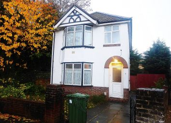 Thumbnail 3 bed detached house to rent in Rayners Gardens, Southampton