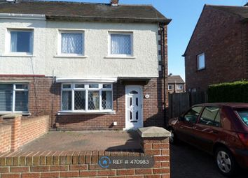 Thumbnail 2 bed semi-detached house to rent in Inverness Road, Jarrow