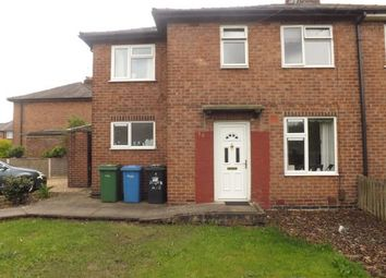 Thumbnail 4 bed semi-detached house for sale in Brook Avenue, Warrington, Cheshire
