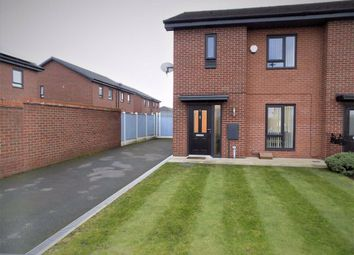 3 bed end terrace house for sale in Bratton Drive, Manchester M19