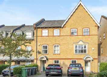 Thumbnail 4 bed terraced house for sale in Chamberlayne Avenue, Wembley