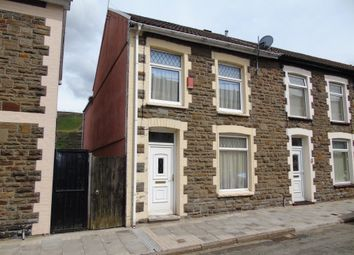 Thumbnail 3 bed end terrace house for sale in Kenry Street, Tonypandy