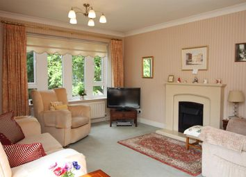 Thumbnail 2 bed flat for sale in Grove Road, Ilkley