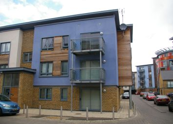 Thumbnail 1 bedroom flat to rent in Marine House, Quayside Drive, Colchester