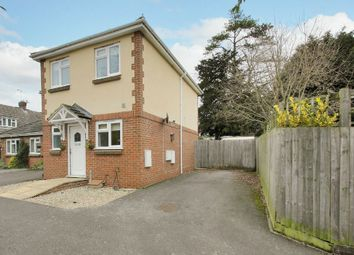 Thumbnail 3 bed end terrace house for sale in Woodlands Way, Andover