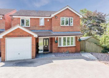 Thumbnail 5 bed detached house for sale in Dunsley Drive, Wordsley