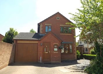 Thumbnail 3 bed detached house for sale in St. Philips Drive, Evesham