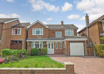 Thumbnail 4 bed detached house for sale in Brookside Lane, High Lane, Stockport