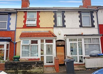 Thumbnail 3 bed terraced house for sale in Clarendon Road, Smethwick