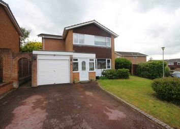 Thumbnail 4 bed detached house for sale in Avebury, Bracknell