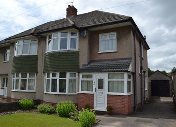 Thumbnail 3 bed semi-detached house for sale in Coryton Close, Cardiff