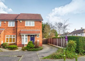 Thumbnail 2 bed semi-detached house for sale in Cresta Grove, Oakwood, Derby
