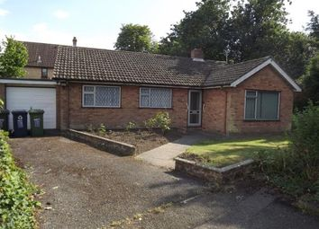 Thumbnail 3 bedroom bungalow for sale in Peppercorn Lane, Eaton Socon, St. Neots, Cambridgeshire