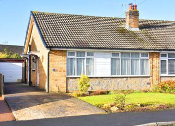 Thumbnail 2 bed semi-detached bungalow for sale in Larkfield Drive, Harrogate