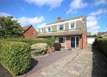 Thumbnail 3 bed semi-detached house for sale in Lime Close, Penwortham, Preston