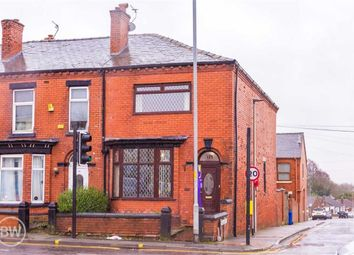 Thumbnail 3 bed end terrace house for sale in Bolton Road, Atherton, Manchester