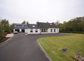 Thumbnail 6 bed detached house for sale in Includes 2 Bedroom Apartment, Valley Road, Killadeas, Enniskillen