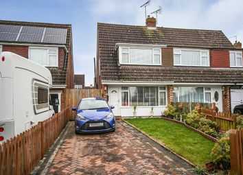 3 bed semi-detached house for sale in Farm Close, Ashford TN23