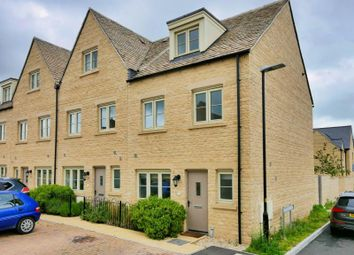 Thumbnail 4 bed semi-detached house to rent in Nightingale Way, South Cerney, Cirencester