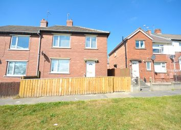 Thumbnail 3 bed terraced house to rent in Cumbrian Avenue, Chester Le Street