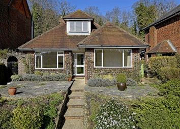 Thumbnail 3 bed detached bungalow to rent in Chalk Road, Godalming