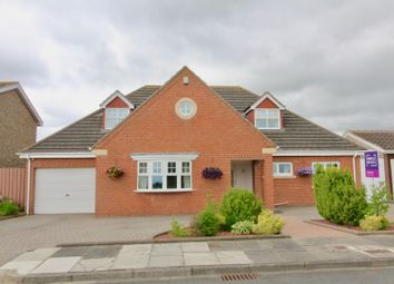 Thumbnail 5 bed detached house for sale in Auckland Way, West Park, Hartlepool