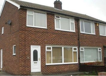 Thumbnail 3 bed semi-detached house to rent in White Lee Rd, Batley