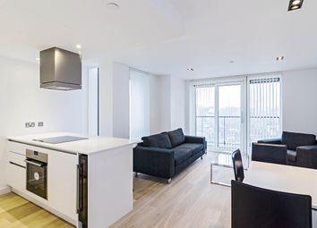 Thumbnail 3 bedroom flat to rent in Avantgarde Tower, 1 Avantgarde Place, London