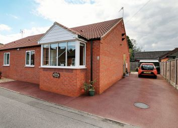 Thumbnail 2 bed semi-detached bungalow for sale in Glanford Court, Brigg