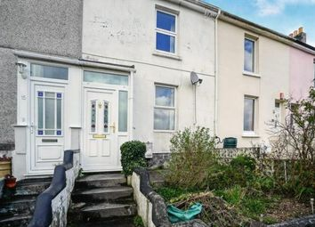 Thumbnail 2 bed terraced house for sale in Laira, Plymouth, Devon