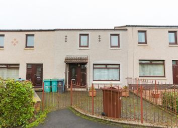 Thumbnail 3 bed terraced house for sale in Drumnessie Court, Westfield, Cumbernauld