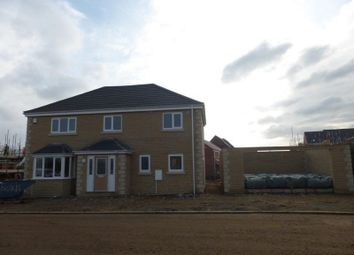 Thumbnail 4 bed detached house for sale in Kings Drive, Bradwell, Great Yarmouth